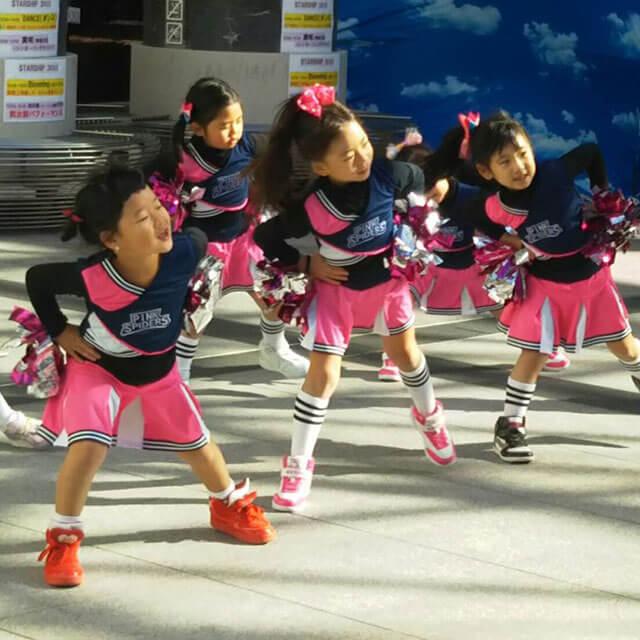 土曜KIDS DANCE